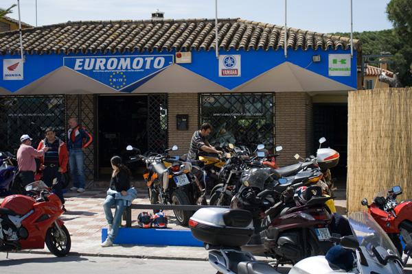 Mundial de motos 2008