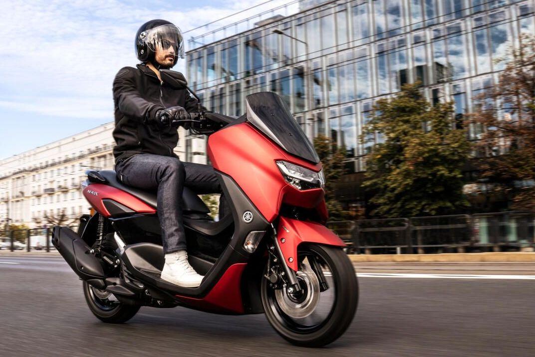 Nueva Yamaha Nmax 125 parael 2021